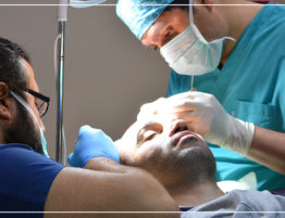 Hair transplantation in Turkey for men
